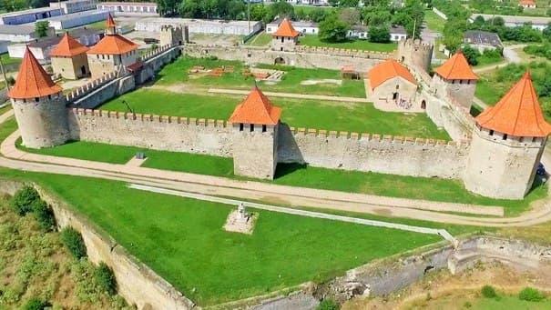 Крепость города Бендеры
