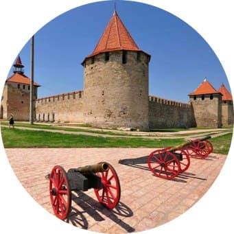 Бендеры, крепость