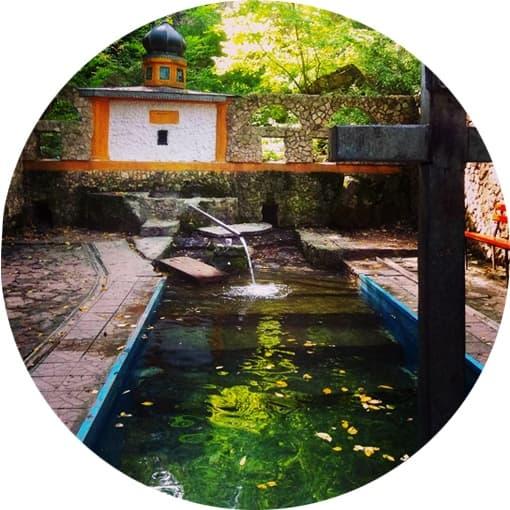 Целебный бассейн
