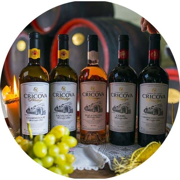 Вино Крикова